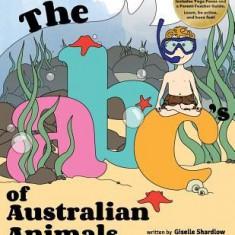 The ABC's of Australian Animals: An Interactive Kids Yoga Book - Carte in engleza