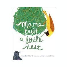 Mama Built a Little Nest - Carte in engleza