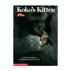 Koko's Kitten - Carte in engleza