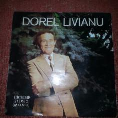 "Vinil single 7"" Dorel Livianu – Cintecel De Dor si Of - Muzica Ambientala electrecord"