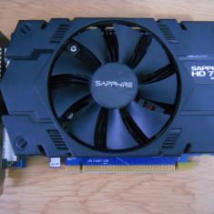 Placa video Sapphire HD 7770 1GB DDR5 128-bit, PCI Express 3.0. - Placa video PC Sapphire, Ati