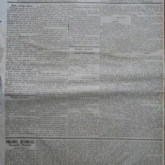 Buciumul , ziar politic , literar si comercial , nr. 296 , 1864 , Bolliac
