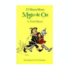 El Maravilloso Mago de Oz - Carte in engleza
