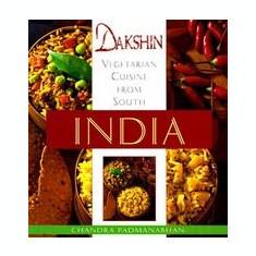 Dakshin: Vegetarian Cuisine from South India - Carte in engleza