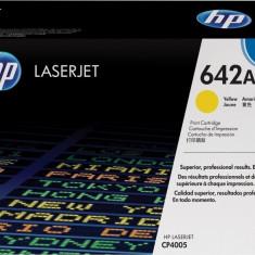 Toner Original pentru HP Yellow, compatibil CP4005, 7500pag