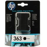 "Cartus cerneala Original HP Negru 363 w.Vivera ink, compatibil PhotoSmart 3110/3x10/8250/C5180/C6xxx/C7xxx/D7xxx, 300pag ""C8721EE"" - Cartus imprimanta"