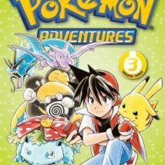 Pokemon Adventures, Volume 3