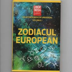 Zodiacul European - Libertatea Vol.1 - Carte astrologie Altele