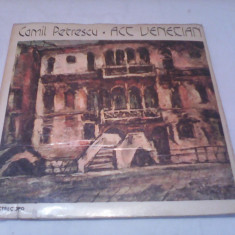 DUBLU DISC VINIL 2 LP ACT VENETIAN-CAMIL PETRESCU DISCURI STARE EXCELENTA NOI - Muzica pentru copii