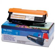 Toner Original pentru Brother Cyan, compatibil HL-4570/MFC-9970/9270, 6000pag