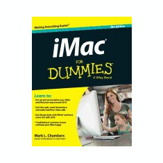 IMac for Dummies - Carte in engleza