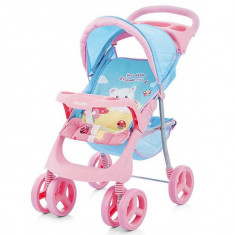 Carucior pentru papusi Chipolino Steffi pink - Vehicul