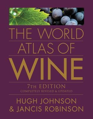 The World Atlas of Wine foto