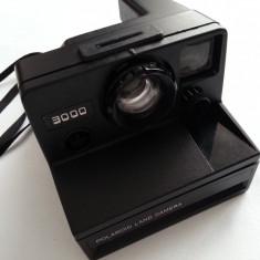 Aparat colectie anul 1977 Polaroid seria 3000 land camera instant film portabila - Aparat Foto cu Film Polaroid