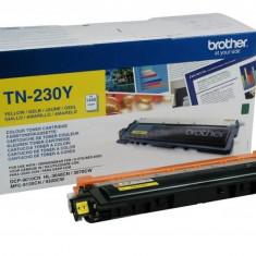 Toner Original pentru Brother Yellow, compatibil MFC-9120/9320/DCP-9010/HL-3040/3070, 1400pag
