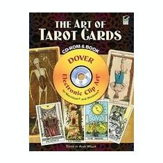 The Art of Tarot Cards [With CDROM] - Carte ezoterism