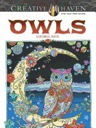 Creative Haven Owls Coloring Book foto