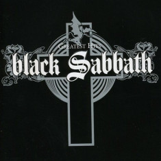 Black Sabbath Greatest Hits (cd)