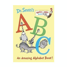 Dr. Seuss's ABC: An Amazing Alphabet Book! - Carte in engleza