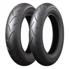 Motorcycle Tyres Bridgestone BT601 SS WET ( 100/90-12 TL M/C ) - Anvelope moto