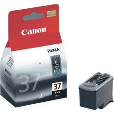 Cartus cerneala Original Canon PG-37, Negru