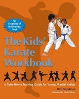 The Kids' Karate Workbook: A Take-Home Training Guide for Young Martial Artists foto