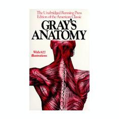 Gray's Anatomy - Carte in engleza