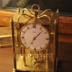 PROMO!..Superb ceas de semineu de colectie anuar in perfecta stare