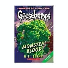 Monster Blood - Carte in engleza