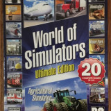 The Ultimate Simulator Box 5 Games (PC)