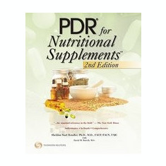 PDR for Nutritional Supplements - Carte in engleza