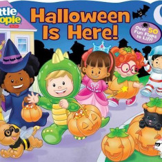 Fisher-Price Little People: Halloween Is Here! - Carte in engleza