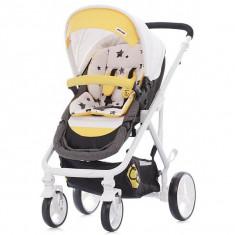 Carucior Chipolino Etro yellow 2016 - Carucior copii Landou