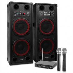 Sistem Audio Karaoke 1200W - Echipament karaoke