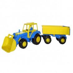 Tractor ALTAY cu remorca Nr.1 si cupa 65cm - POLESIE