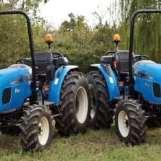 Tractor LS model R60 ROPS, 57 CP