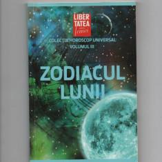 Zodiacul Lunii - Libertatea Vol.3 - Carte astrologie Altele