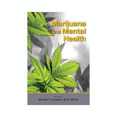 Marijuana and Mental Health - Carte in engleza