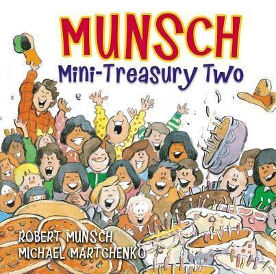 Munsch Mini-Treasury Two foto mare