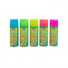 Spray confetti panglici pentru petreceri, 68 ml, Crazy Strings, Land of Colors