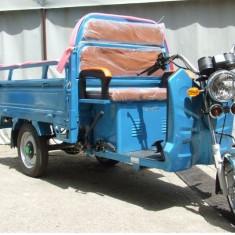 Tricicleta electrica cu bena, munci agricole, transport marfa ZT-30 EEC CARGO - Scuter