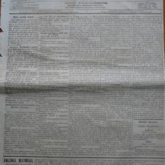 Buciumul , ziar politic , literar si comercial , nr. 295 , 1864 , Bolliac
