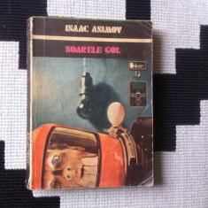 Isaac Asimov soarele gol carte sf hobby editura univers