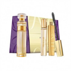 Set Premiere Luxe AVON(apa de parfum 50ml, mini parfum 15ml, rimel black) - Set parfum