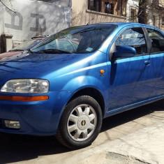 Chevrolet Kalos, An Fabricatie: 2005, Benzina, 58000 km, 1399 cmc
