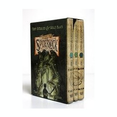 Beyond the Spiderwick Chronicles Boxed Set: The Nixie's Song/A Giant Problem/The Wyrm King - Carte in engleza