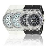 Geneva led watch (culoare cadran: alb)