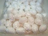 Set 30 oua polistiren, 5 cm, pentru decorat sau pictat