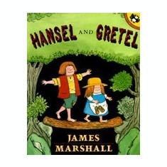 Hansel and Gretel - Carte in engleza