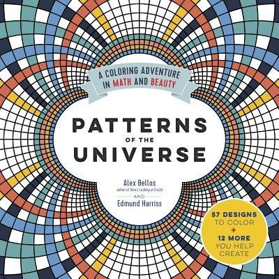 Patterns of the Universe: A Coloring Adventure in Math and Beauty foto